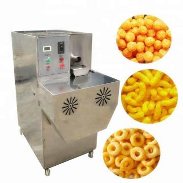 Industrial Automatic Best Price Professional Corn Curls Kurkure Cheetos Nik Naks Corn Puff Snacks Food Extruder Machine Electric Gas Popcorn Making Machine