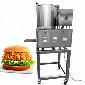Automatic Hamburger Buns Packing Machine