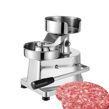 High Efficiency Automatic Hamburger Burger Patty Making Forming Machine