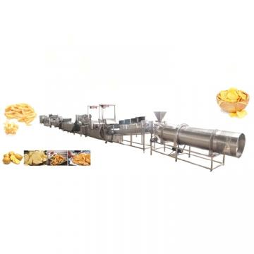 500kg/H Frozen French Fries Equipment