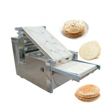 Commercial Corn Dough Press Machine/Roti Prata Press Machine/Tortilla Machine for Sale