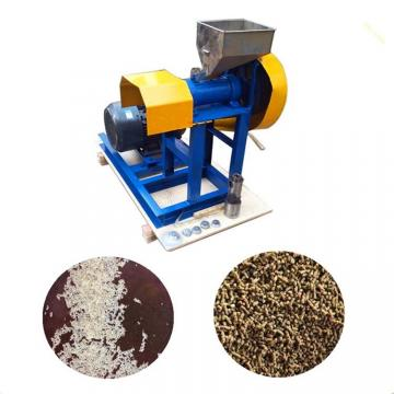 Pet Feed Aquatic Dog Food Floating Fish Feed Extruder
