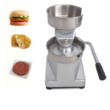 Hamburger Patty Maker Vegan Burger Machine for Sale