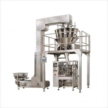 Automatic Food Grain/Rice/Nuts/Peanuts/Sugar/Beans/Salt Volumetric Filling Packing Sealing Machine