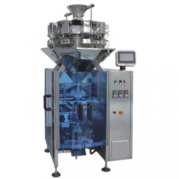 Factory Granular Packing Snack Foods Beans Seeds Rice Sugar Salt Grain Packaging Machine
