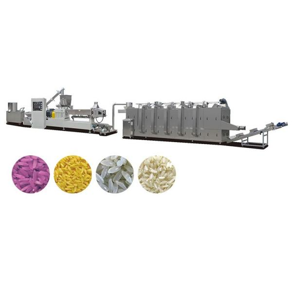 Industrial Automatic Artificial Rice Production Line