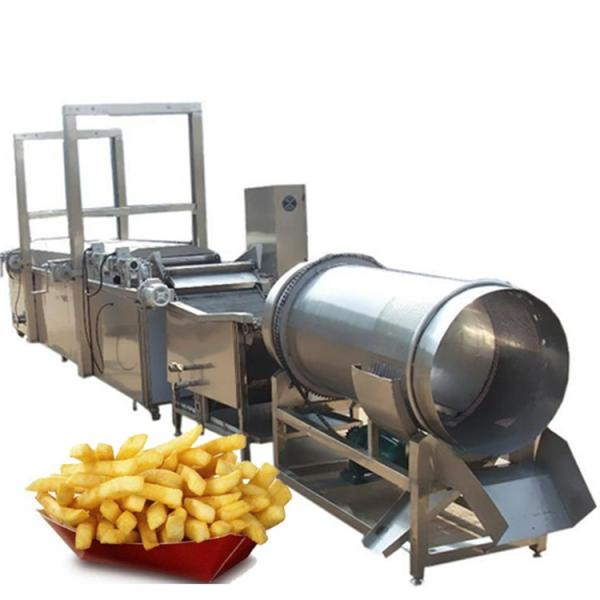 Frozen French Fries Machinery Cutting Equipment Kitchen Tools